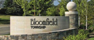 Bloomfield Township Michigan
