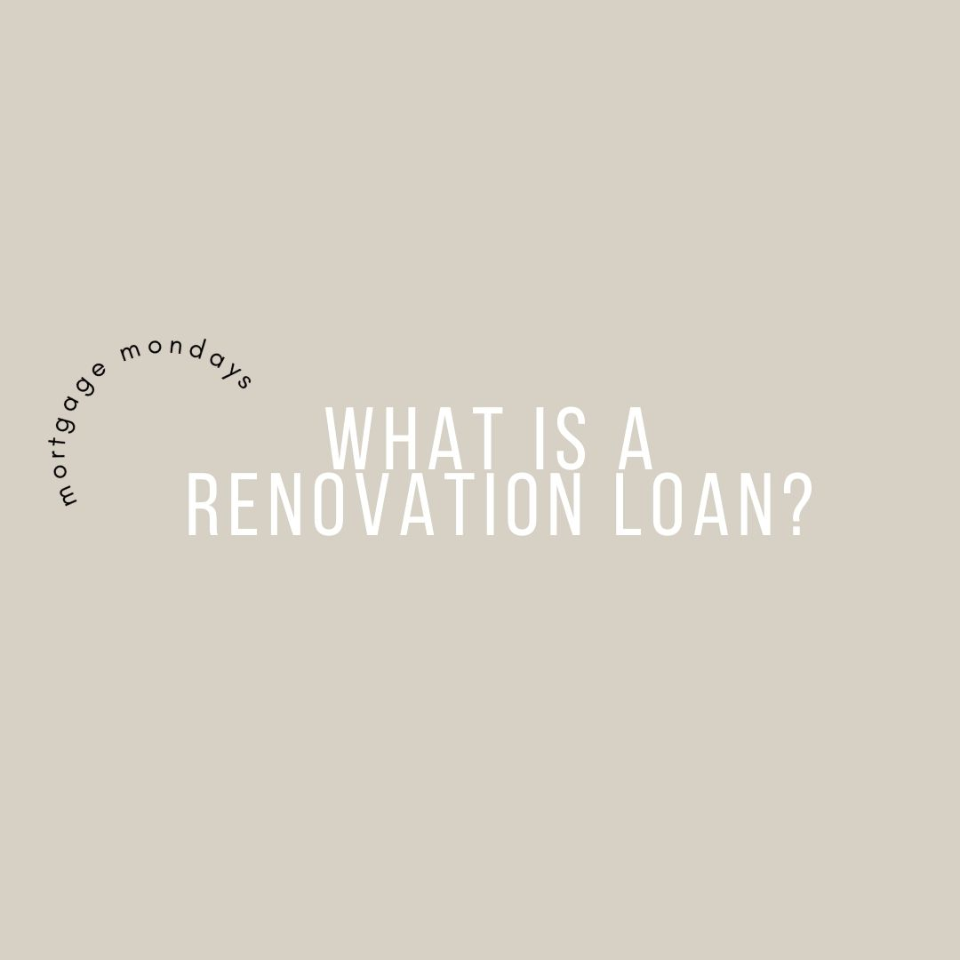 renovation loan michigan